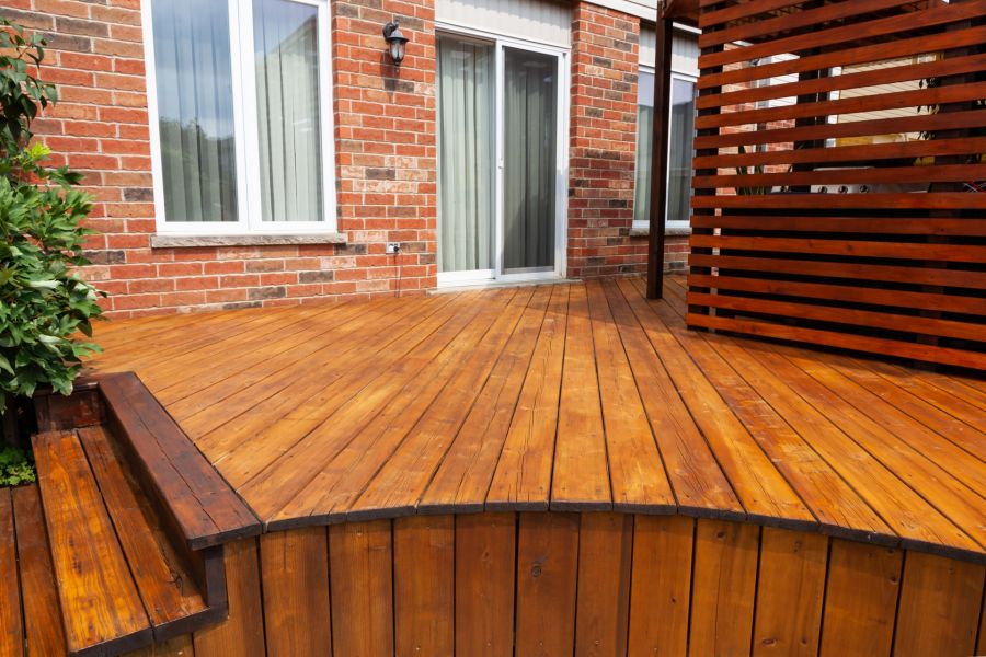 Deck Staining by J&J Custom Painting & Restoration, Inc