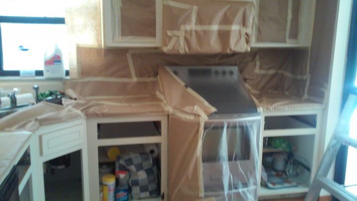 Laminated Kitchen Cabinets in Ocoee, FL
