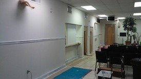 Before & After Painting at Church in Orlando, FL