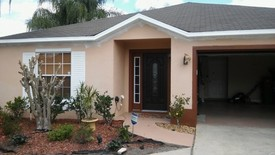Before & After Exterior Painting in Winter Park, FL