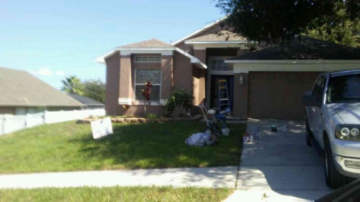 Exterior House Painting in Clemont, FL