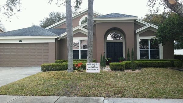 Exterior Painting in Windermere, FL (1)