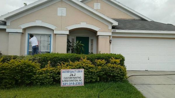 House Painting in Lake Mary, FL (1)