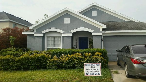 House Painting in Lake Mary, FL (5)
