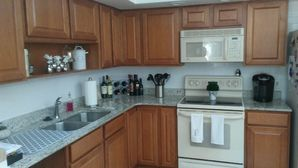 Before, During & After Cabinet Painting in Orlando, FL (1)