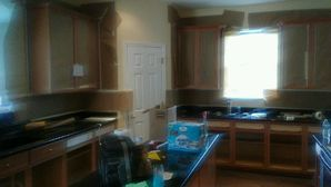 Before, During & After Cabinet Painting in Orlando, FL (2)