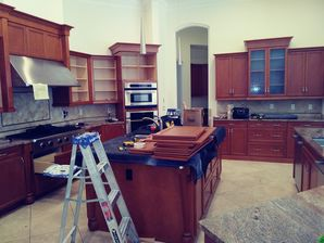 Cabinet Painting in Delray, FL (2)