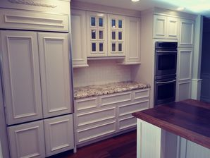 Cabinet Painting in Deltona, FL (1)