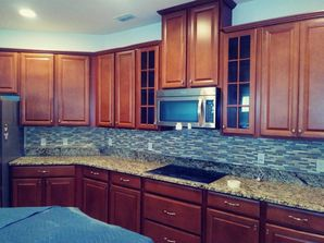 Before & After Cabinet Painting in Deltona, FL (1)