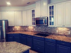 Cabinet Painting in Lake Nona, FL (1)