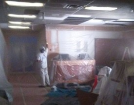 Commercial Ceiling Painting in Orlando, FL