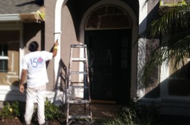 Exterior Residential Painting in Orlando, FL