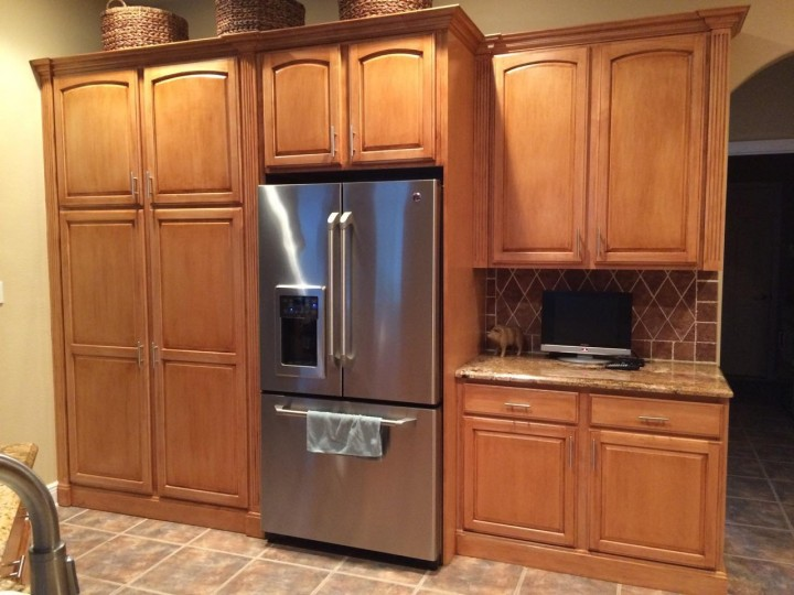 Kitchen Cabinet Painting in Orlando, FL