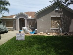 Before & After Exterior Painting in Apopka, FL (2)