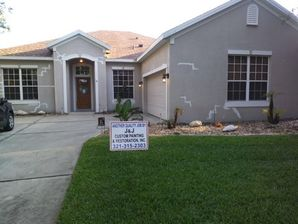 Before & After Exterior Painting in Apopka, FL (1)