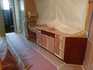 Before & After Cabinet Painting in Orlando, FL (1)