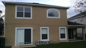 Before & After Exterior House Painting in Orlando, FL (1)