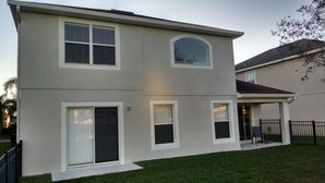 Before & After Exterior House Painting in Orlando, FL (3)