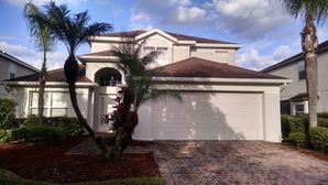 Before & After Exterior House Painting in Orlando, FL (4)